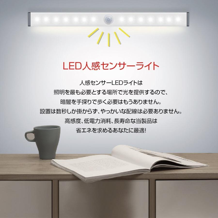 LEDライト 感知式 照明 人感 センサーライト ledセンサーライト 人感センサー ライト 屋外 室内 小型 玄関 クローゼット 廊下 jiang senser-01|gochumon|03