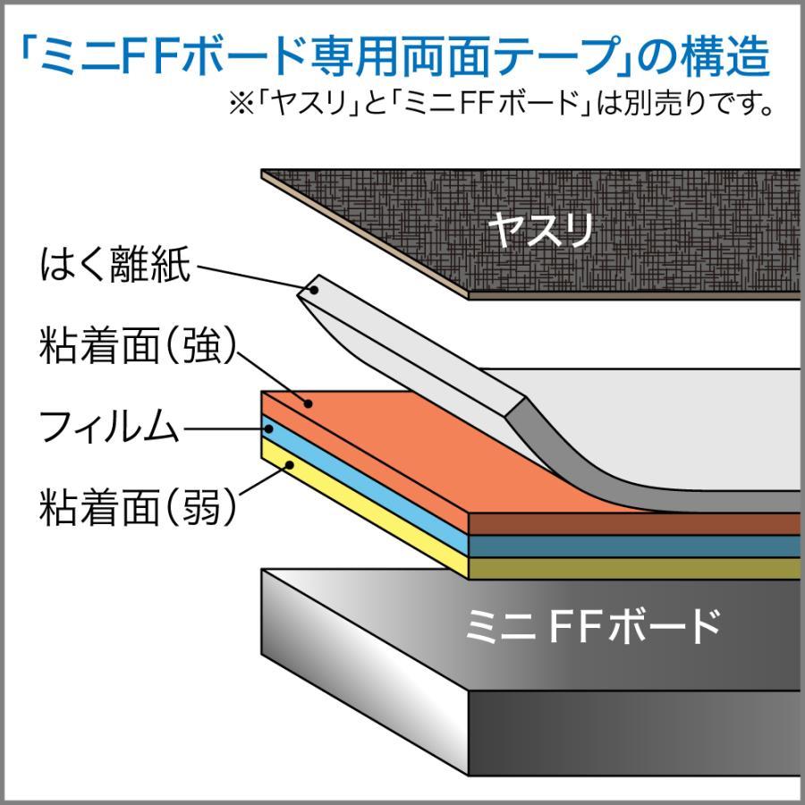 ミニFFボード専用両面テープ 10mm幅 ゴッドハンド|godhand|02