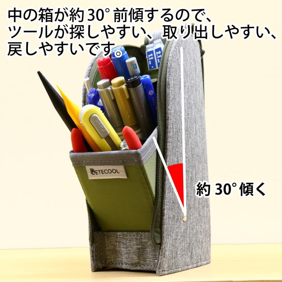 デテクール ペンケース 各種 レイメイ藤井|godhand|02