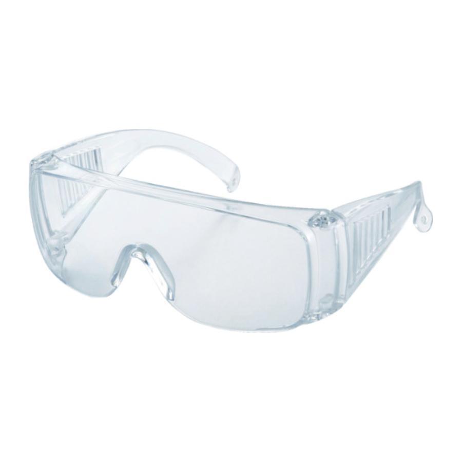 一眼型セーフティグラス レンズ透明 (眼鏡併用可) トラスコ中山 ネコポス非対応 取寄品 godhand 03