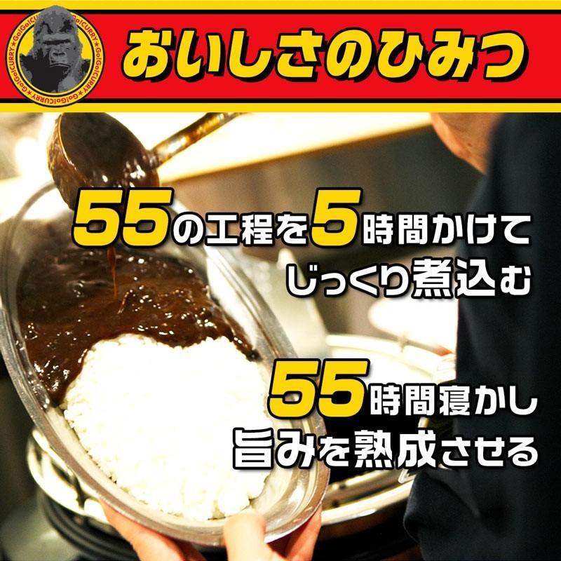 ゴーゴーカレー レトルトカレー 金沢カレー 金沢カリー 1食入り レトルトカレー ご当地 レトルト食品|gogo-curry|09