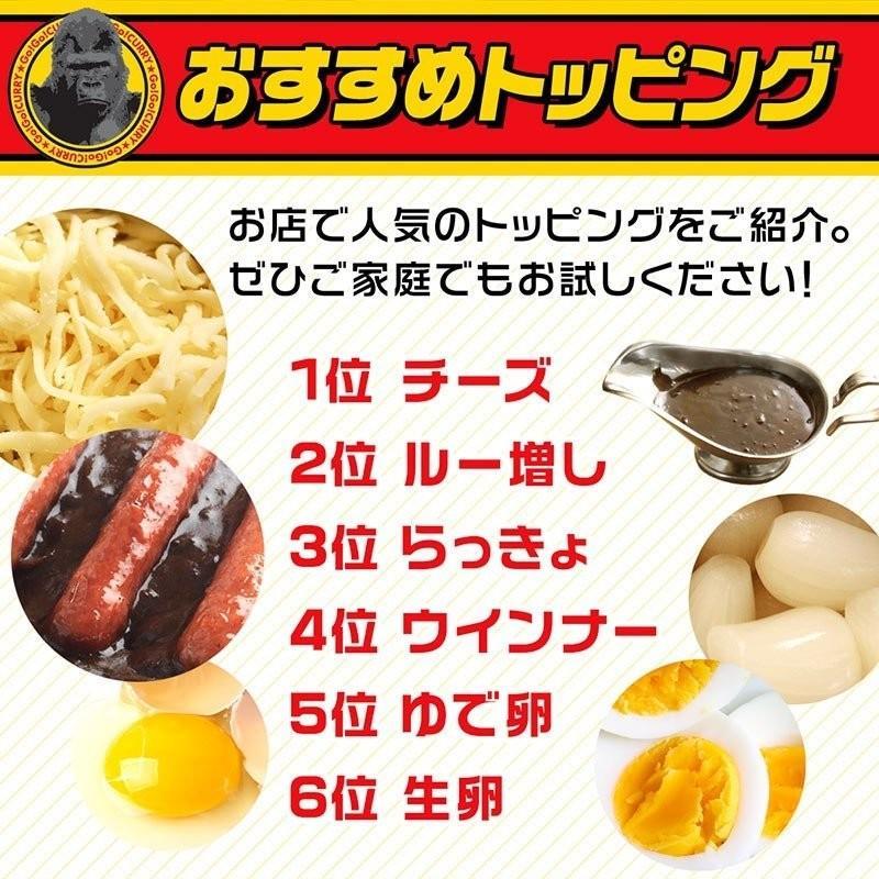 ゴーゴーカレー レトルトカレー 金沢カレー 金沢カリー 1食入り レトルトカレー ご当地 レトルト食品|gogo-curry|10