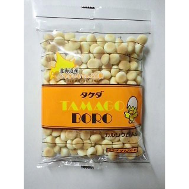 竹田製菓 タマゴボーロ 130g :bk12026:お菓子の日本堂 - 通販 - Yahoo ...
