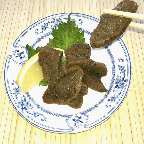 おつまみ牛たん5パックセット 塩味牛たん  やわらかな食感 人気のおつまみ メール便|goko-h|03