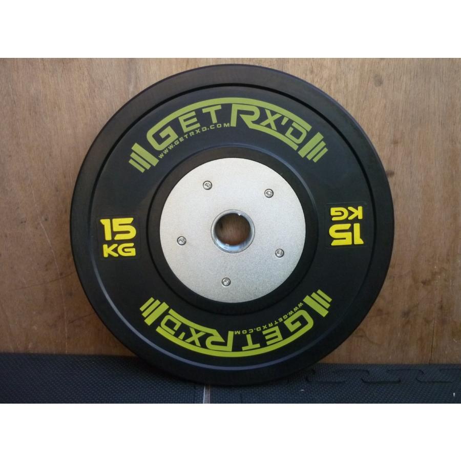 高質 [GET RX'D] ブラックバンパープレート15kg(2枚1組), 赤松種苗 a73f5c22