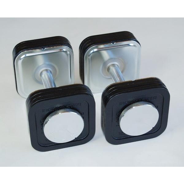 【上品】 [Ironmaster][Ironmaster] クイックロックダンベル40.8kgセット──入門者向け軽量タイプ, DIYとか本舗:5312ffd6 --- airmodconsu.dominiotemporario.com