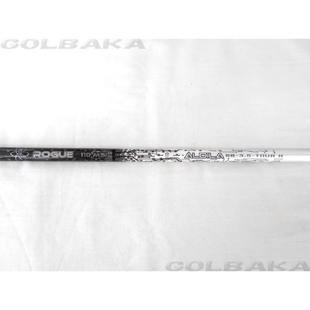 【中古】BC:【シャフトのみ】アルディラ ROGUE 110 MSI 60-3.5-Tour/X 長さ41.75インチ