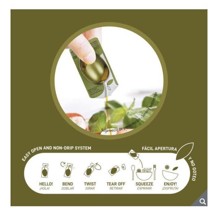 お試し コストコ オリーブオイル 小分け 30個 エクストラバージン 14ml×30個 使い切り|goldcat|02