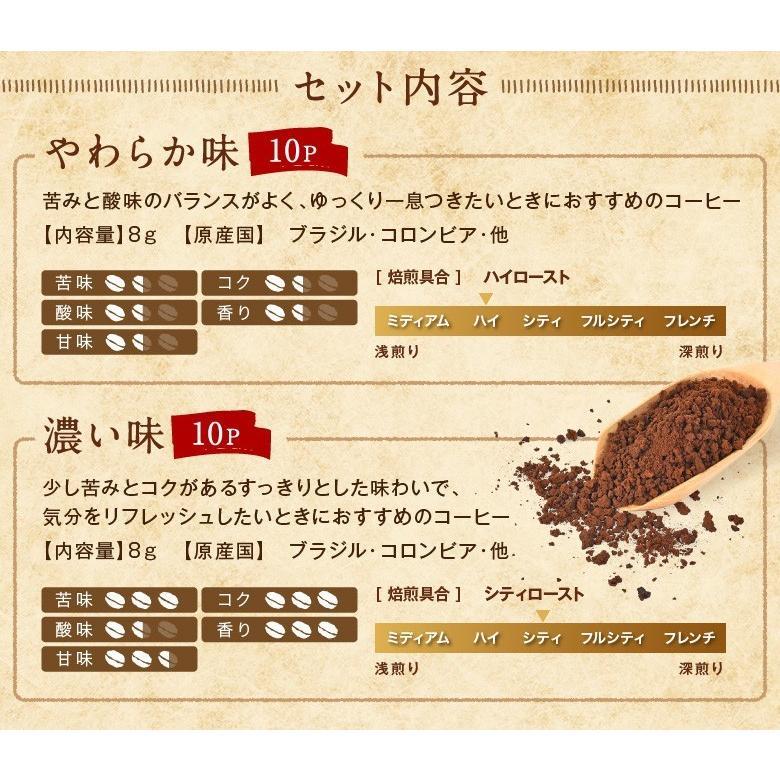 【全国送料無料】 コーヒー豆  お試し 1000円ぽっきり ドリップコーヒー 20p ポイント消化|goldcoffee|04
