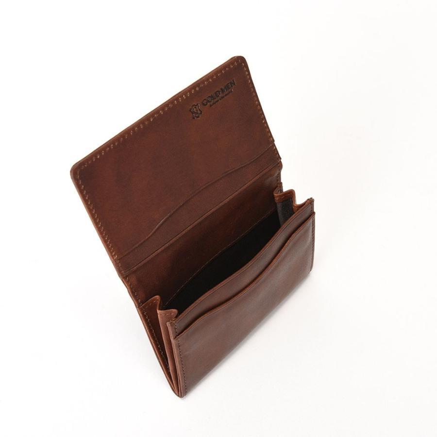 メンズ イタリア 名刺入れ 本革 イタリアンレザー スリム カードケース リアルレザー ビジネス 高級 シンプル 祝い プレゼント ギフト 植物タンニン 天然|goldmen|05