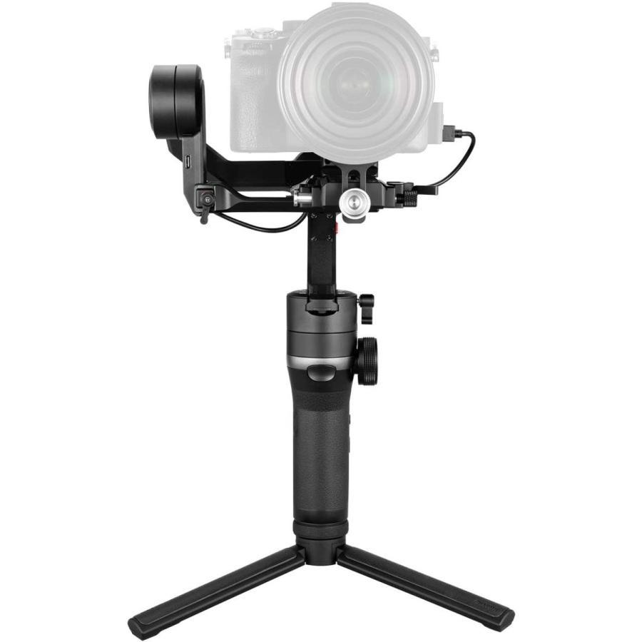 Zhiyun WEEBILL S(アップグレード版)ミラーレスカメラおよびソニー用3軸ハンドヘルドジンバルスタビライザーA7S A7M3 A