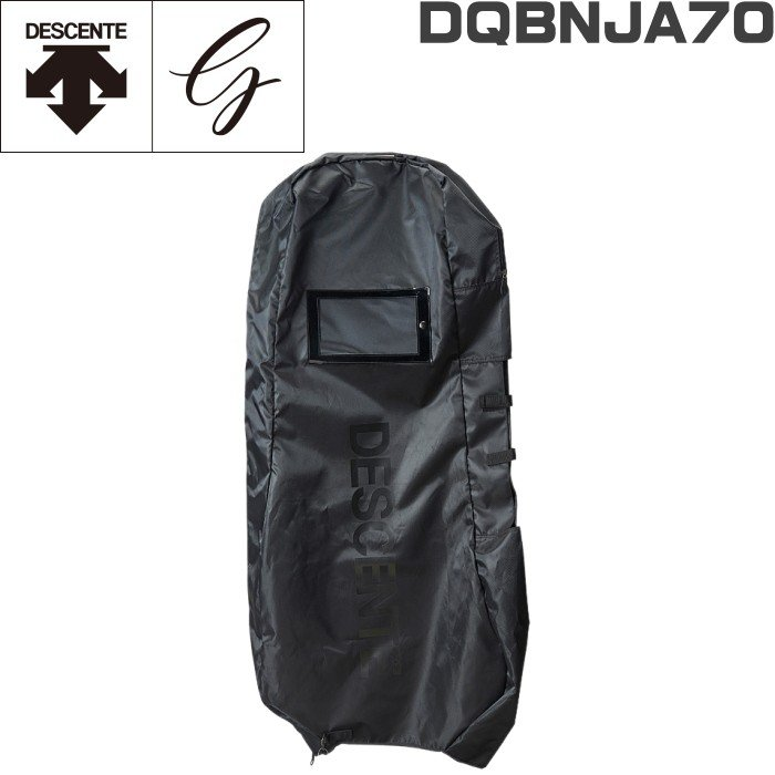 DESCENTE GOLF デサント ゴルフ DQBNJA70 トラベルカバー 9.5型対応