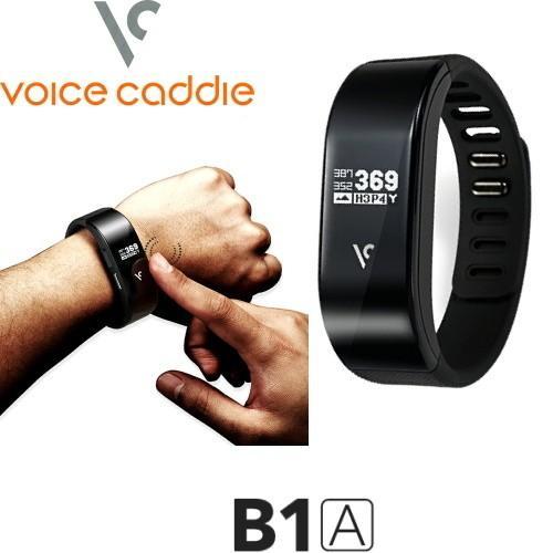 大特価 【スタイリッシュなGPS測定器 B1A】 Caddie Voice Caddie ボイスキャディ B1A ゴルフナビ Voice バンド型スロープ距離測定器, アテーネ:13e53a92 --- airmodconsu.dominiotemporario.com
