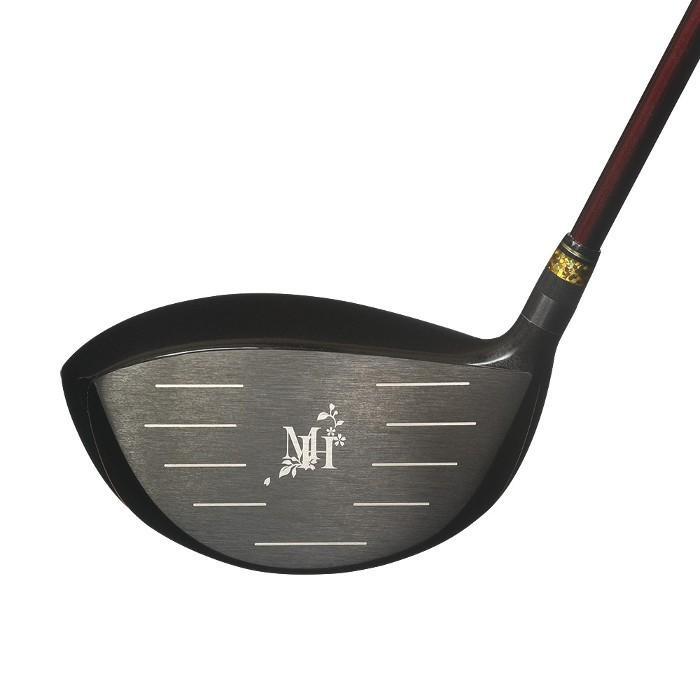 ムツミホンマ MH500X2 高反発ドライバー 非公認 左用 レフティ シニア向け ゴルフクラブ 45.5インチ ロフト角10.5度  ルール不適合|golf-club|02