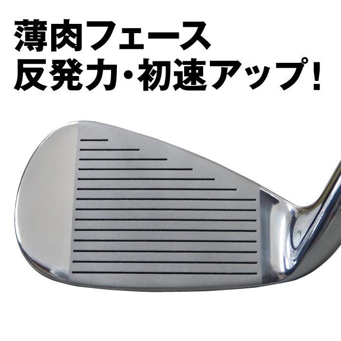 オリマー ORM777EZ ワンレングスアイアン6本セット|golf-club|06