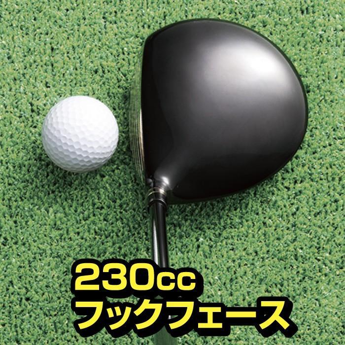 デリンジャー 高反発ゴールドブラッシー ヘッドカバー付き|golf-club|06