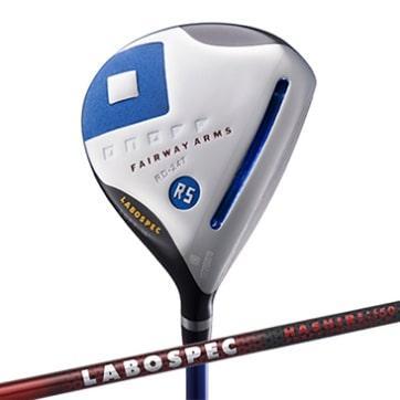 2020年モデル 8月31日発売 オノフ フェアウェイアームズ ラボスペック RD-247 ONOFF グローブライド LABOSPEC FW NEW HASHIRI