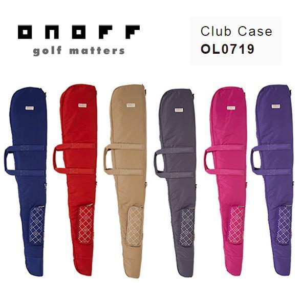 ONOFF オノフ ゴルフ レディース クラブケース OL0719 2019年モデル