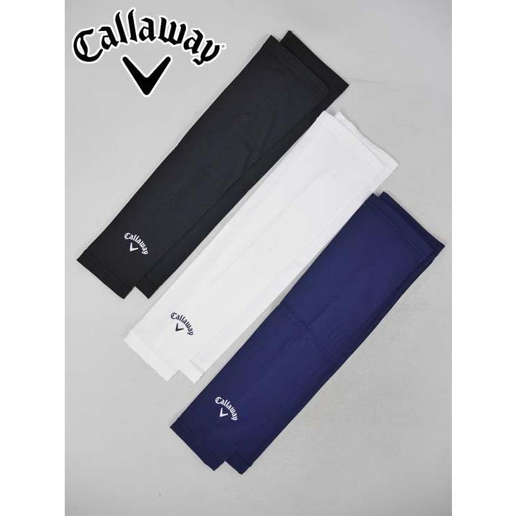 メール便・ゆうパケット キャロウェイ Callaway ゴルフ アームカバー (FREE:メンズ) 春夏 SALE 241-0198510|golf-suehiro