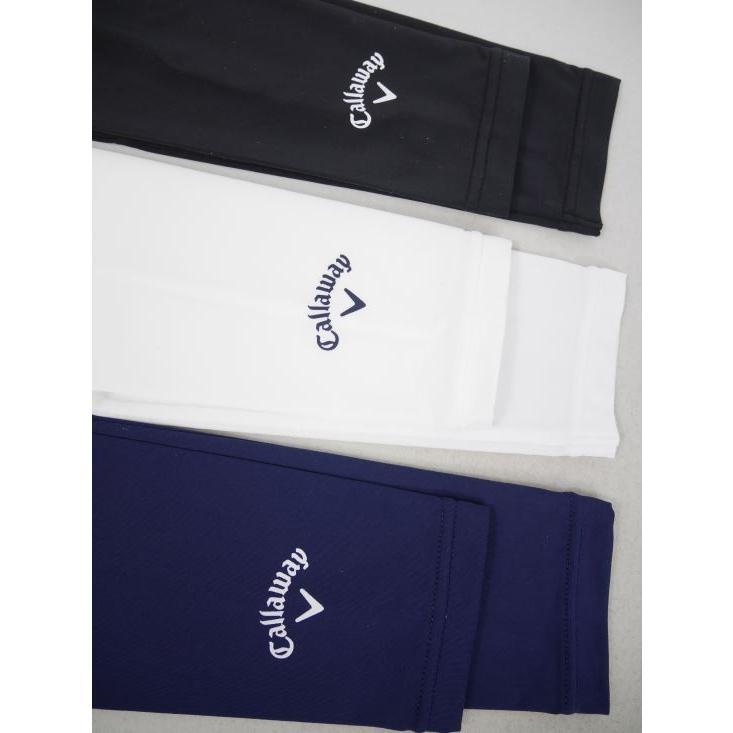 メール便・ゆうパケット キャロウェイ Callaway ゴルフ アームカバー (FREE:メンズ) 春夏 SALE 241-0198510|golf-suehiro|03