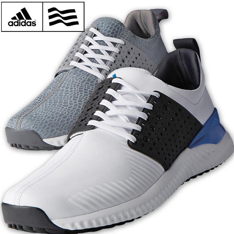 アディダス メンズ アディクロス バウンス (レザー) ゴルフシューズ スパイクレス 18SS adidas