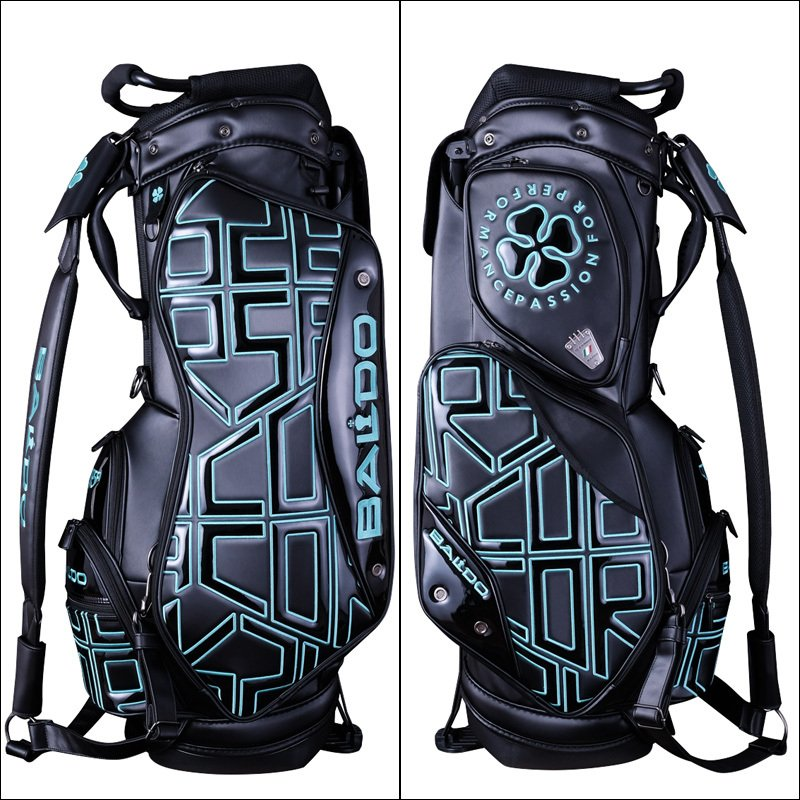 BALDO バルド 2021 9.5型 スタンドバッグ ヘッドカバー セット Stand Pro Model Caddie Bag CORSA コルサ  21SS 3点式 ツアー TOUR ゴルフバッグ MAY3|golf-thirdwave|03