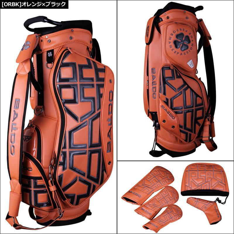 BALDO バルド 2021 9.5型 スタンドバッグ ヘッドカバー セット Stand Pro Model Caddie Bag CORSA コルサ  21SS 3点式 ツアー TOUR ゴルフバッグ MAY3|golf-thirdwave|06