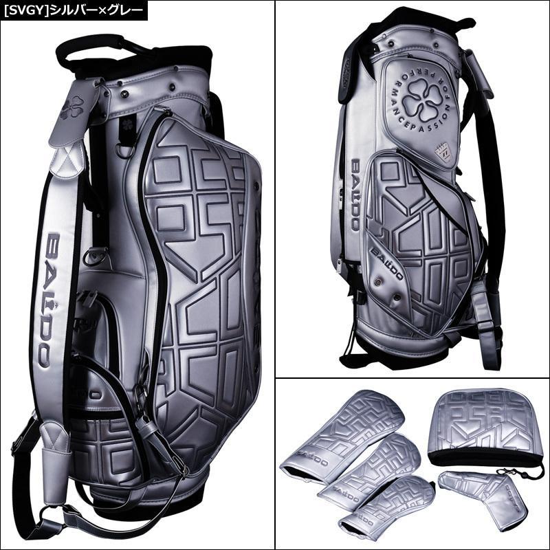 BALDO バルド 2021 9.5型 スタンドバッグ ヘッドカバー セット Stand Pro Model Caddie Bag CORSA コルサ  21SS 3点式 ツアー TOUR ゴルフバッグ MAY3|golf-thirdwave|07