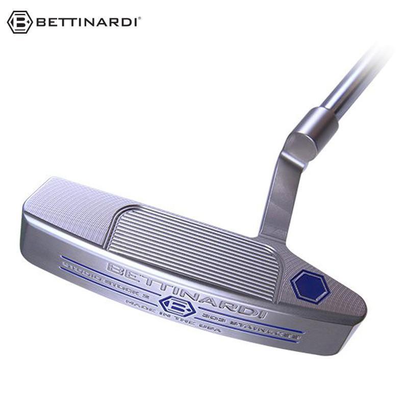 日本正規品 ベティナルディ 2019 パター SSシリーズ SS2 BETTINARDI ゴルフクラブ PUTTER ブレード型 ブレードタイプ ピン型 ピンタイプ スタジオストック
