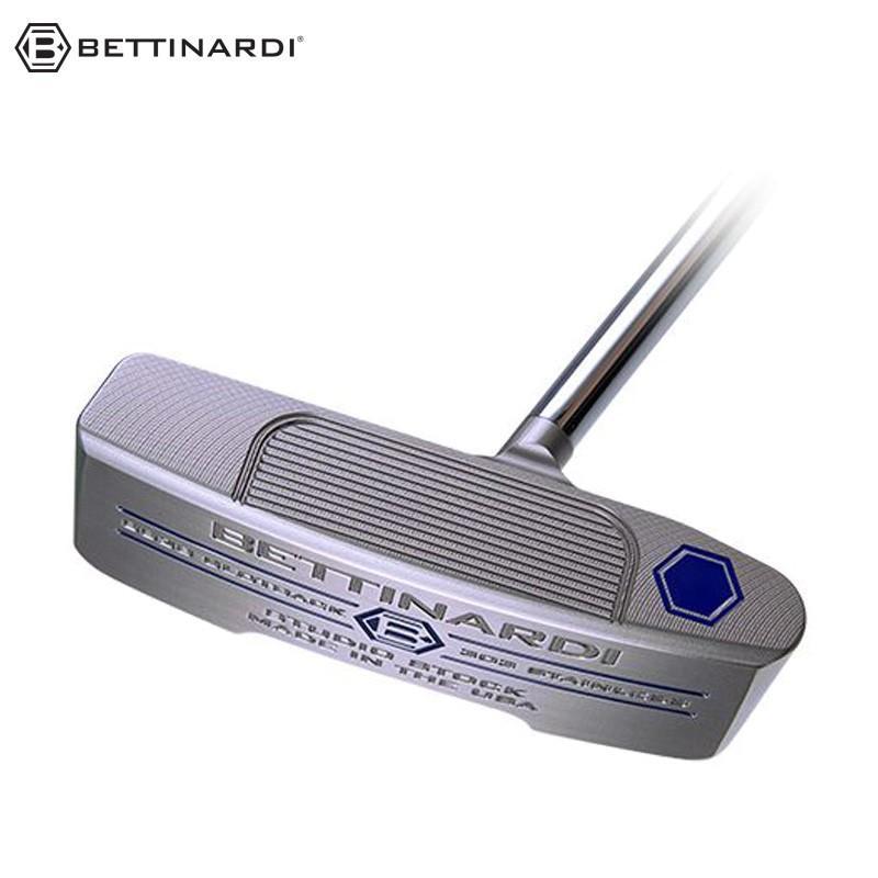 日本正規品 ベティナルディ 2019 パター SSシリーズ SS28C SB センターシャフト BETTINARDI ゴルフクラブ PUTTER ブレード型 ピン型 スタジオストック