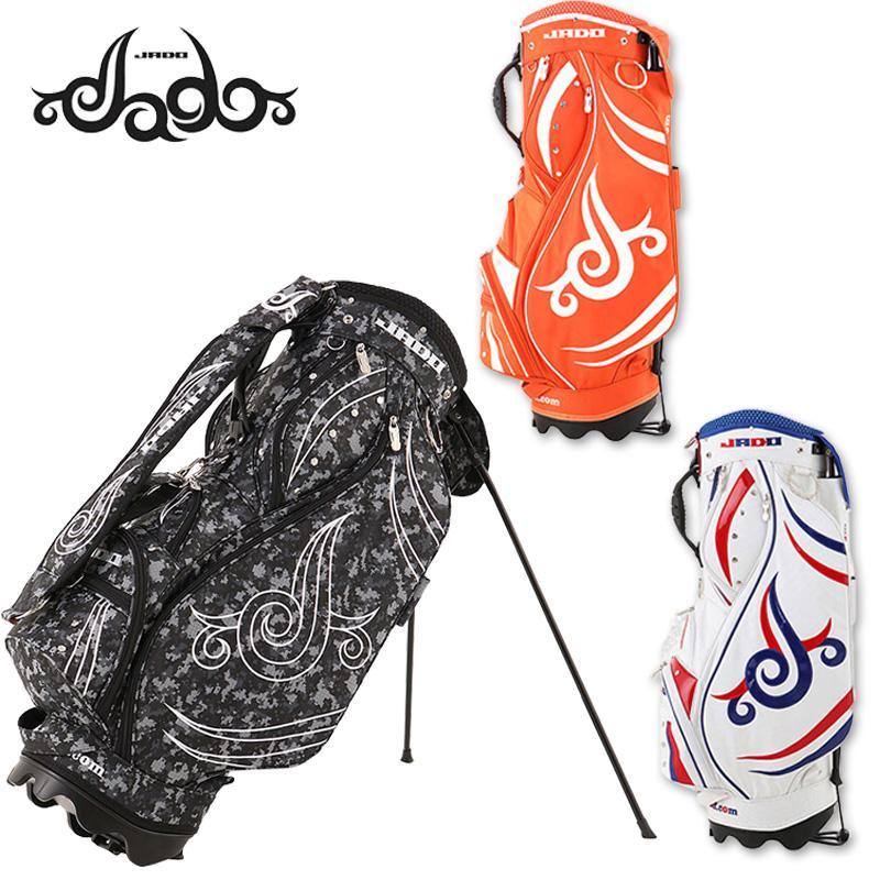 JADO GOLF 2019 スタンドバッグ Triple J Tattoo シリーズ JGSTCB-8222 19SS 邪道ゴルフ ゴルフ用バッグ スタンド式 キャディバッグ ジャド ジャドウ JUN1 JUN2