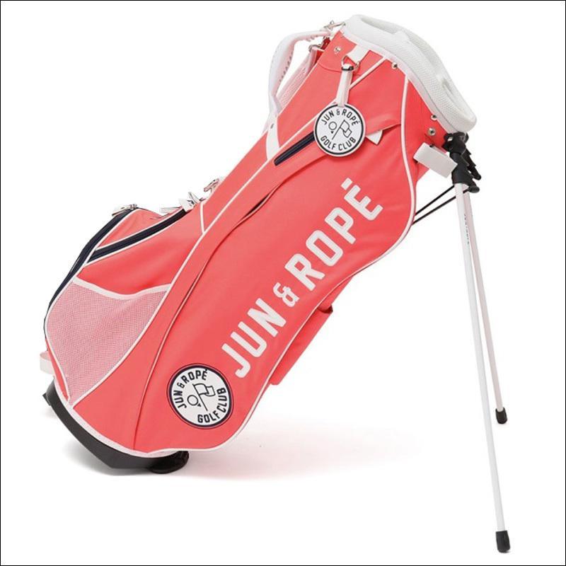 JUN&ROPE 9型 軽量 スタンドバッグ ERX30100  21SS ジュンアンドロペ ジュンロペ ゴルフ用バッグ スタンド式 キャディバッグ JUL3 golf-thirdwave 06