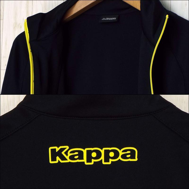 カッパ メンズ トレーニング ジャケット KF852KT11 Kappa 18FW スポーツウェア トップス golf-thirdwave 05