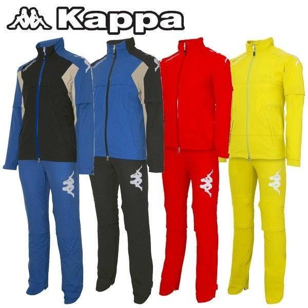 カッパゴルフ メンズ レインウェア 上下セット KG612RA51 16SS Kappa Golf レインジャケット レインパンツ