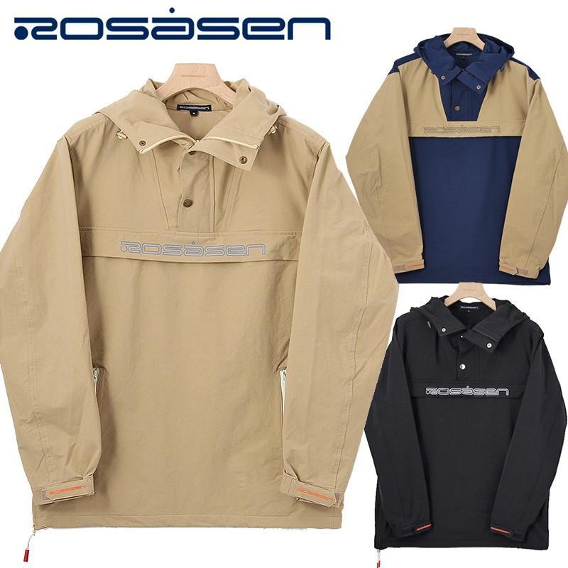 ロサーセン メンズ アノラック パーカー 044-58812 Rosasen 18FW ゴルフ メンズウエア アウター