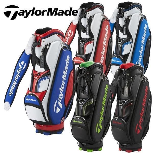 テーラーメイド TaylorMade キャディバッグ メンズ 9.5型 TM CORE キャディバッグ8 SY487 日本仕様 ゴルフ レディース 新品