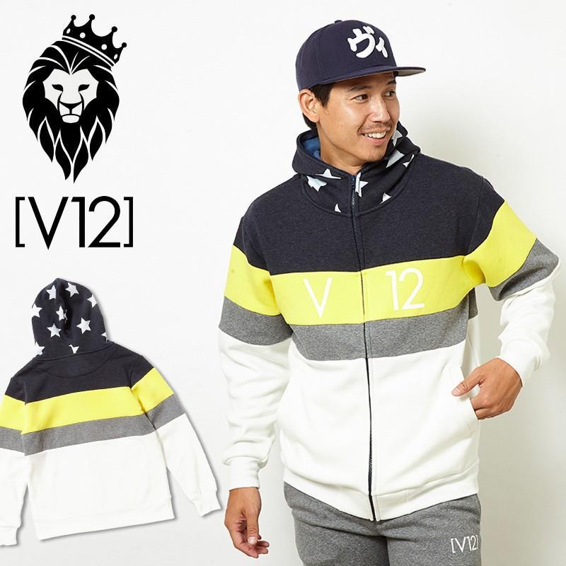 V12 ゴルフ ヴィ・トゥエルヴメンズ 4C PARKA 長袖 パーカー V121820-SW03 02/ホワイト 18FW ゴルフ メンズウエア アウター