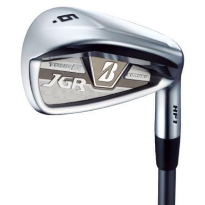 BRIDGESTONE GOLF TOUR B JGR HF1 ブリヂストン ゴルフ ツアー B JGR HF1 単品アイアン N.S.PRO Zelos 8 スチールシャフト 2017モデル