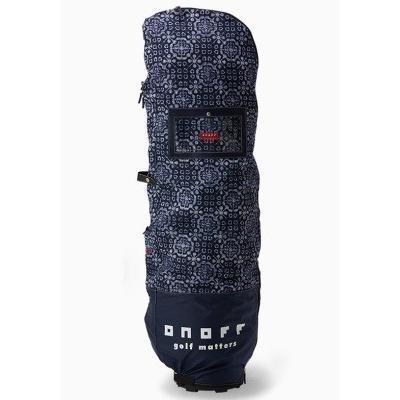 ゴルフ トラベルカバー レディース ONOFF オノフ ラボデザイン OY8717 グローブライド Travel Cover 2017モデル