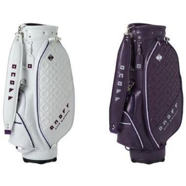 ゴルフ キャディバック レディース オノフ OB7919 ONOFF Caddie Bag グローブライド 2019モデル