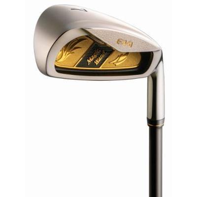 100%正規品 ゴルフ クラブ アイアン メンズ エナ マジックワンド アイアン 8本セット(6〜SW)AIR SPEEDER 装着モデル ENA Magic Wand Iron 2018モデル, ジャストクリック d0b8cfab