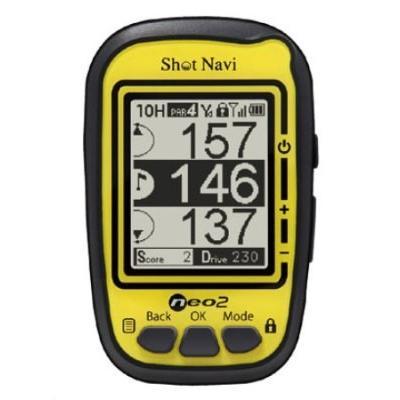 ショットナビ ネオ 2 SHOT NABI GPS ゴルフナビ 2017モデル