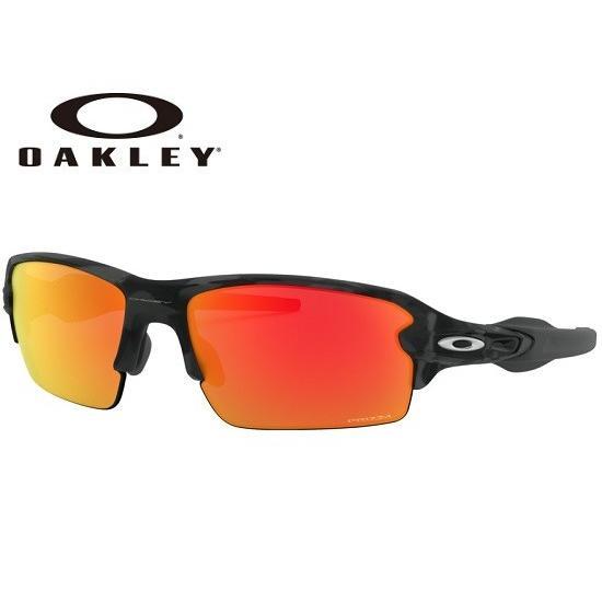 OAKLEY サングラス FLAK 2.0 黒 CAMO COLLECTION 9271-2761A