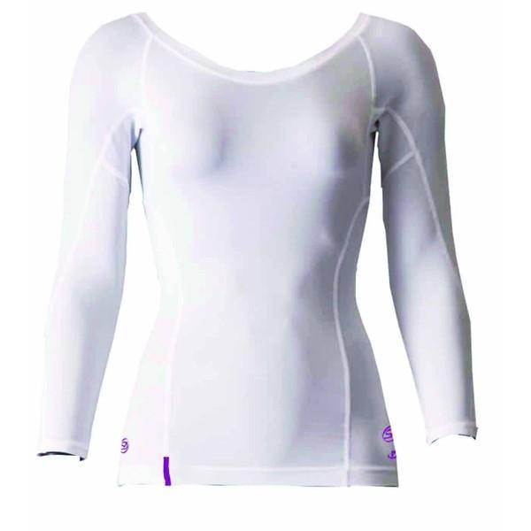 【phiten×doron】 ファイテン×ドロン 次世代高機能アンダーウェア  SOFT Women's アンダーネックシャツ【ゴルフクラブ激安通販】