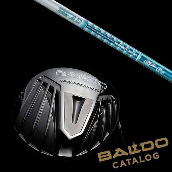 バルド【BALDO】COMPETIZIONE 568 STRONGLUCK 420 ★TOUR AD GP シャフト【ヘッドカバー付】