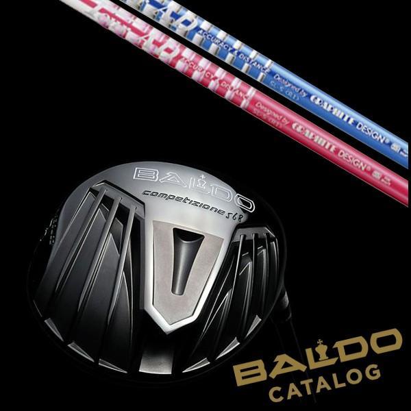 バルド【BALDO】COMPETIZIONE 568 STRONGLUCK 420 ★ TOUR AD SL シャフト 【ヘッドカバー付】