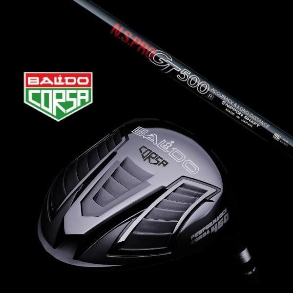 最も信頼できる BALDO バルド CORSA N.S.PRO GT500 コルサ パフォーマンス BALDO 460 ドライバー/日本シャフト N.S.PRO GT500 シャフト/5営業日以内に発送, イズモザキマチ:43d1c32f --- taxreliefcentral.com