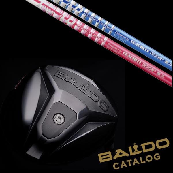 【BALDO】バルド TTX STRONG LUCK 420 ドライバー ★ TOUR AD SL シャフト【ヘッドカバー付】【5営業日以内に発送】