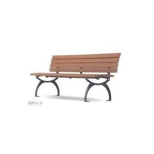 【ゴルフ練習場などに】ガーデンベンチ 再生木材 EG-1800 ★業務用 個人もモチロンOK