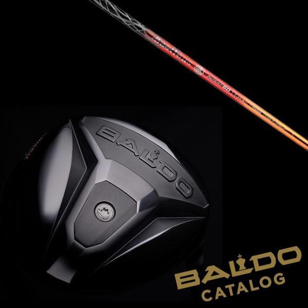 【BALDO】バルド TTX STRONG LUCK 420 ドライバー★ PRO SPEC Leggero2 シャフト【5営業日以内に発送】